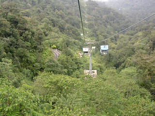 Genting Highlands Cable Car,云顶缆车