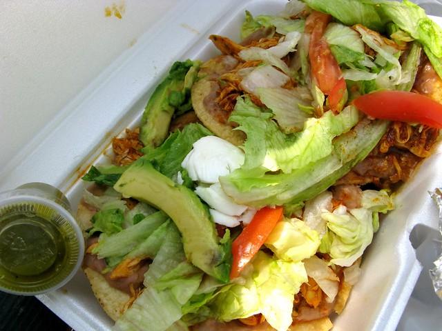 Mexican Food Washington Heights