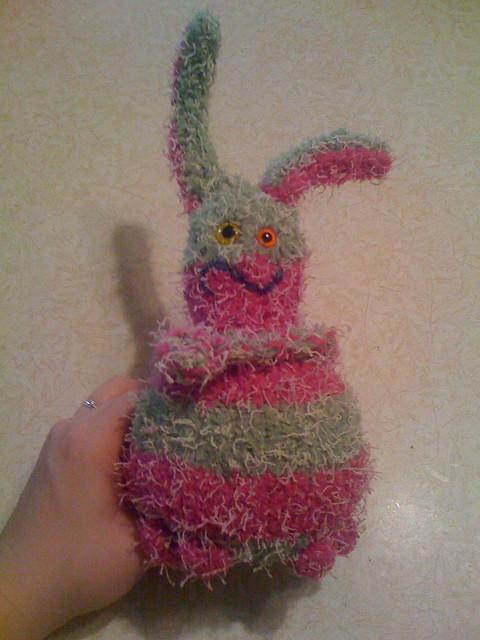 Killer Franken Bunny #1