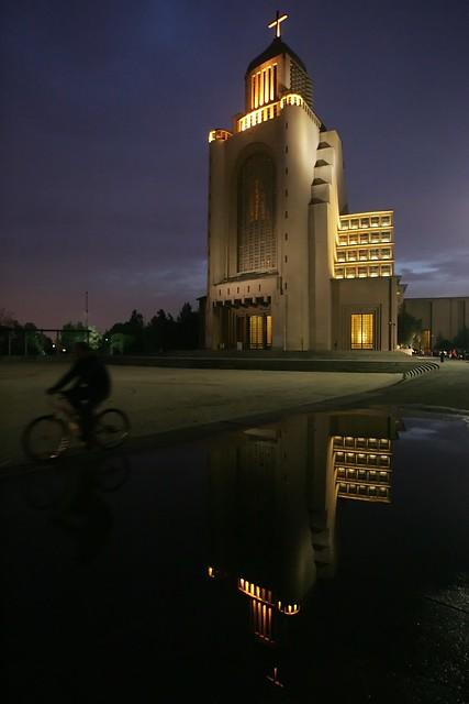 Templo Votivo Maipu. n