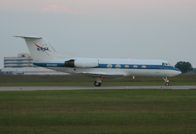 Gulfstream American G-1159 - N944NA