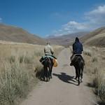 Horse Trek in Kyrgyzstan.