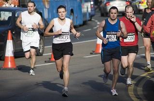Dublin City Marathon 2007