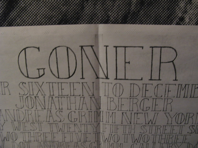 Header of goner