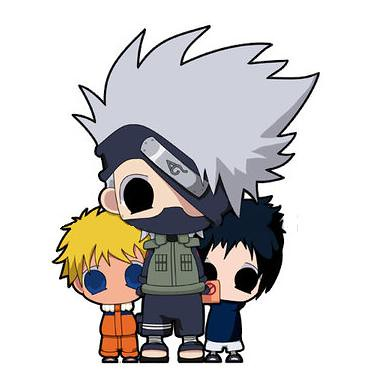 Kakashi Chibi on Kakashi Naruto Sasuke Chibi   Flickr   Photo Sharing