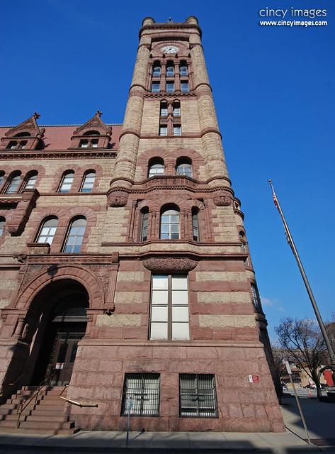 Vertical City Hall