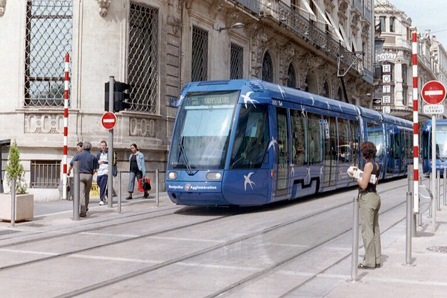 montpellier tram line 3 rome - photo#49