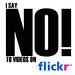 I say NO! by cienne45