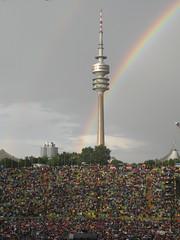 2007 07 10 - 2524 - München - Olympiaturm from Olympiastadion - Genesis