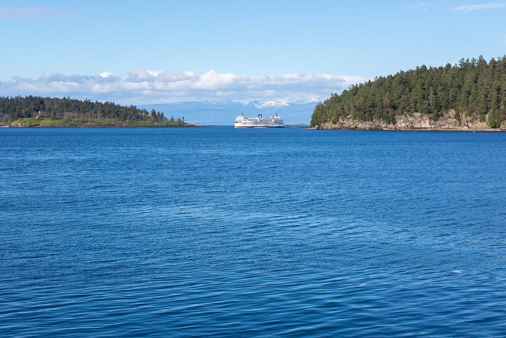 Vancouver Island. Nanaimo