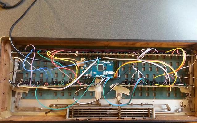 accordéon MIDI