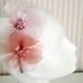 Birdcage veil + Bouquet by Pinga Amor