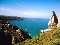 Cornwall coastal path Day 3