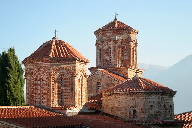 Saint Naum Monastery by CC user 86624586@N00 on Flickr