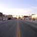 Main Street Wisner Nebraska