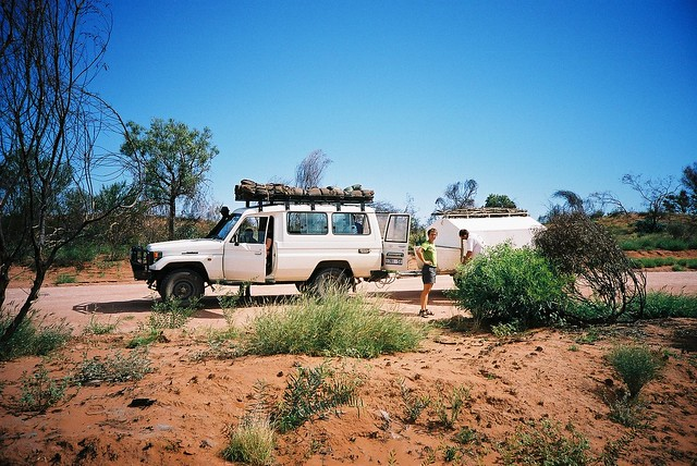 4×4 Off-Road in Australia