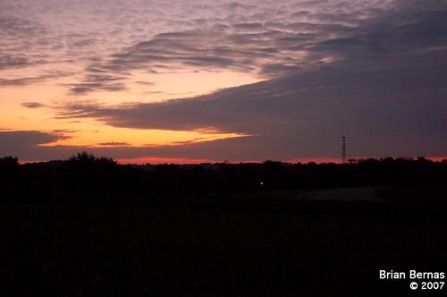 county sky usa clouds sunrise nikond50 pa lancaster nikkor1870mmf3545g