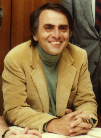 carl sagan glorious dawn