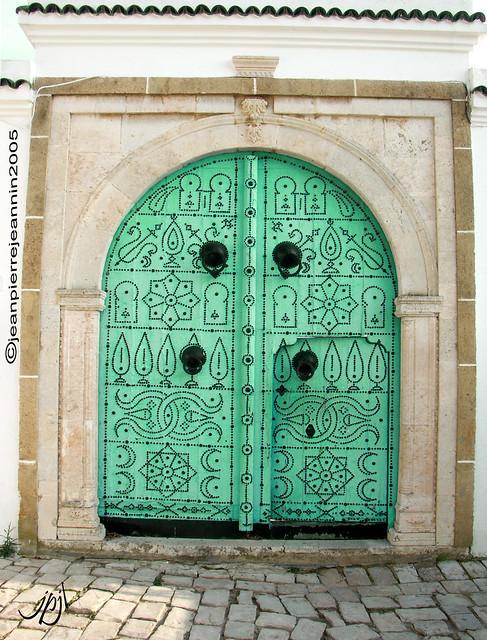 Sidi bou sa d 673sc porte de sidi bou sa d quatre for Decoration porte sidi bou said