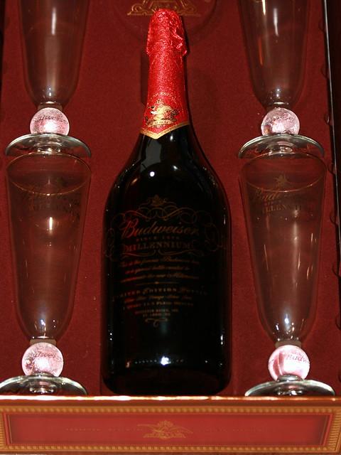 Budweiser Millennium Magnum [21] | Flickr - Photo Sharing!
