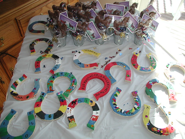 Horse Crafts for Kids Birthday Party