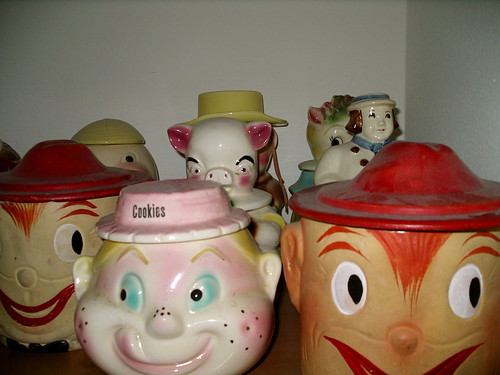 Attack of the Cookie Jars