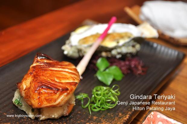 Genji Japanese Restaurant Hilton Petaling Jaya 10