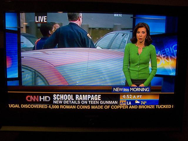 CNN HD