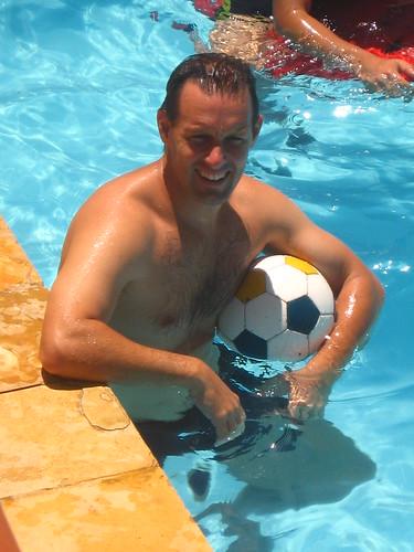pool football natural posed peter ceara iguape views100