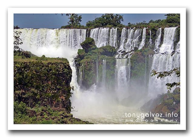 Iguazu falls / cataratas de Iguazú