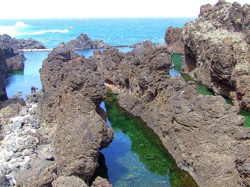 Madeira - Porto Moniz Rock Pools