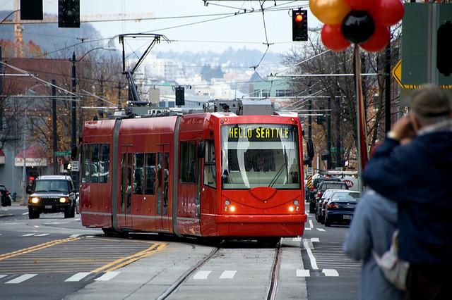 Streetcar Shuffle