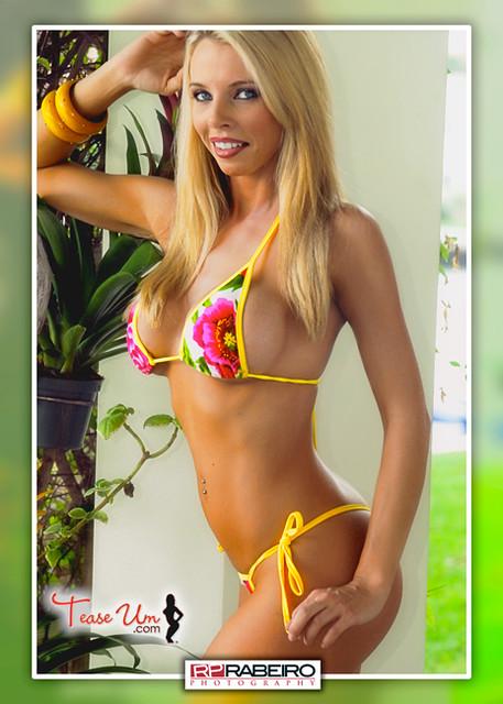 Rabecca for TeaseUm Bikini