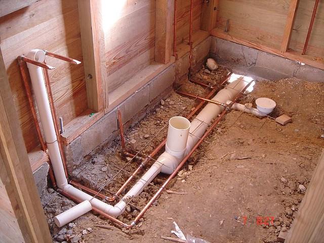 Instalacion Regadera De Baño:151 Instalacion Hidraulica y sanitaria