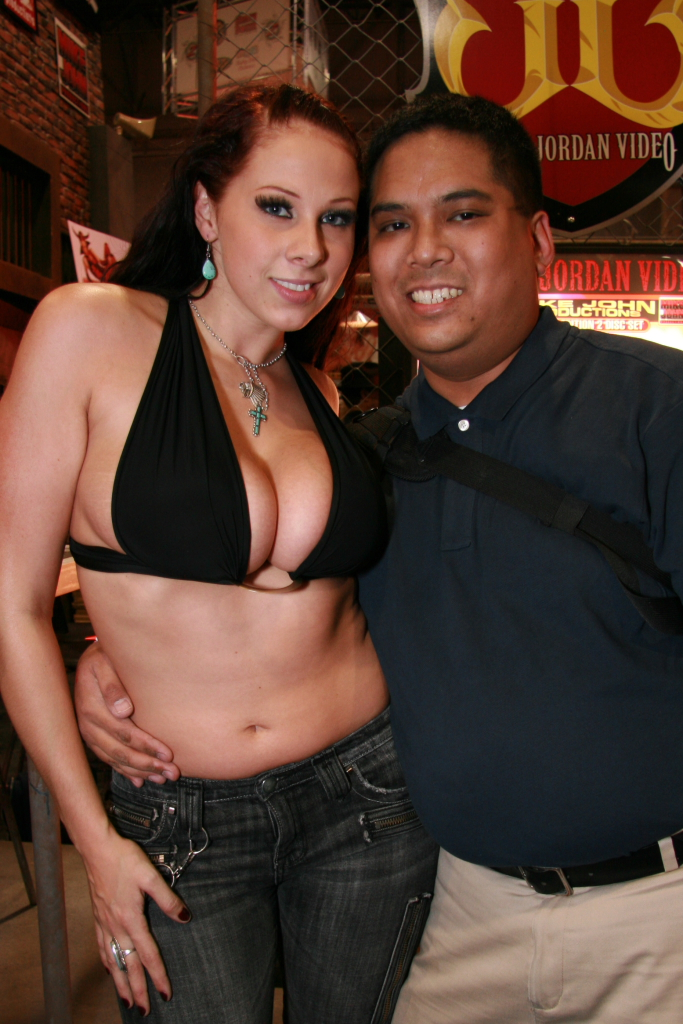 Fucking fans in vegas at the avns - 2 part 9