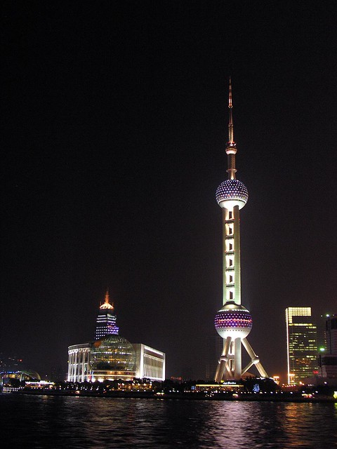 China-8059 - Oriental Pearl TV Tower