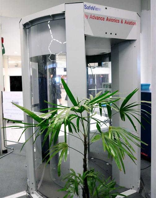 AIT scanner