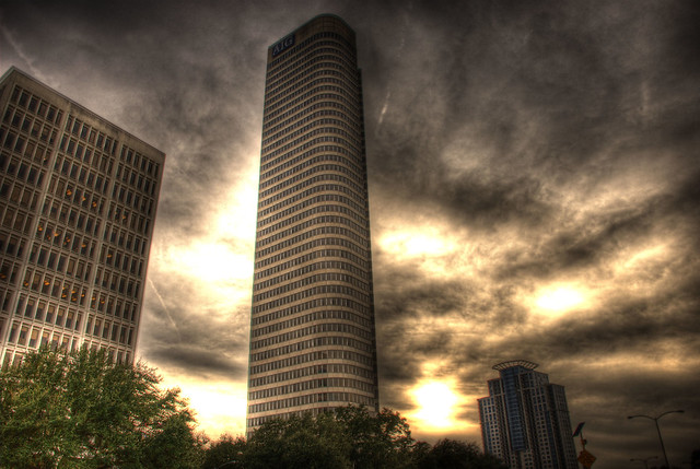 AIG building........ close to downtown houston | Flickr