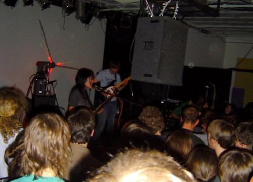 Deerhoof Concert 2007
