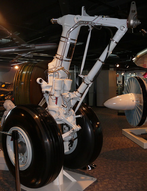 Boeing 727 Main Landing Gear Assembly American Airlines