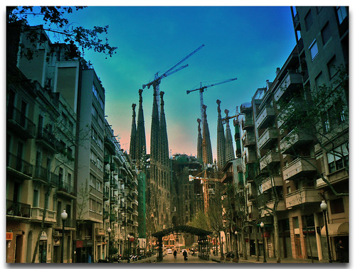 Sagrada Familia. Barcelona.- by ancama_99(toni), on Flickr
