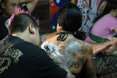 Tattoo Arts Festival in