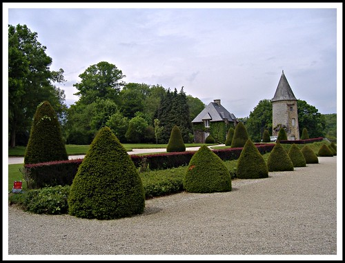 Chateau Canisy - May 06