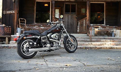 Harley-Davidson Low Rider 2014