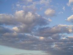 Sunday Morning Sky #1