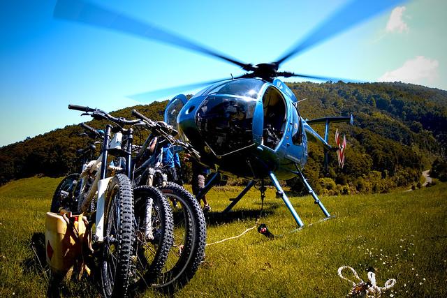 heli-biking
