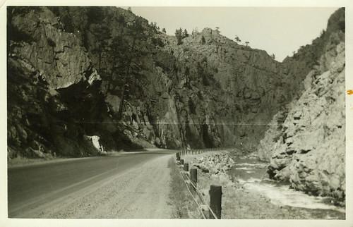 Thompson Canyon Colorado