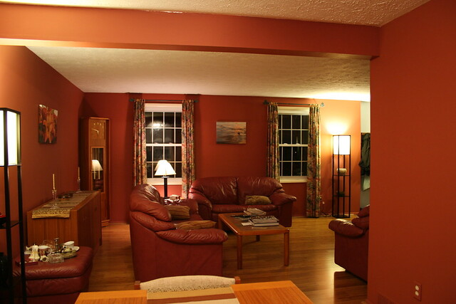 Remodeled Living Room From Dining Room Flickr Photo