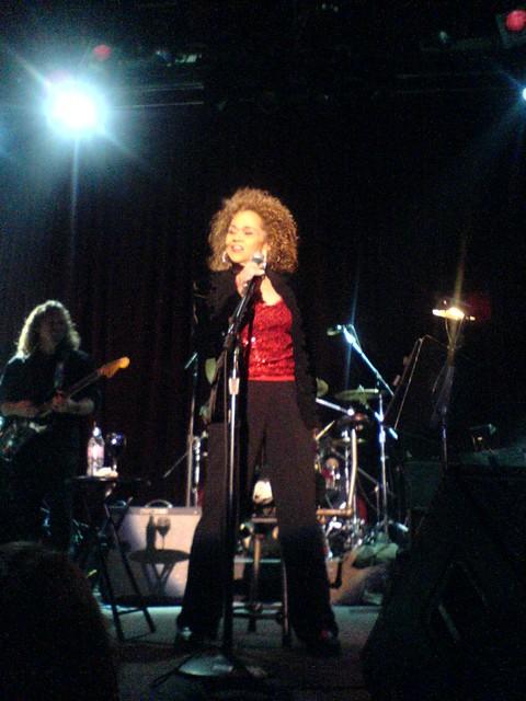 Etta James @ Filmore 12-08-07