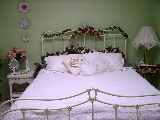shabby chic guest bedroom flickr photo sharing